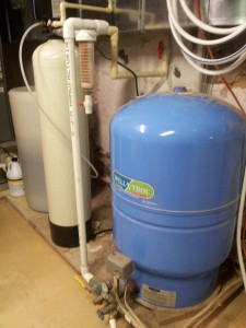 Water Treatment and Cold Water Storage Tanks